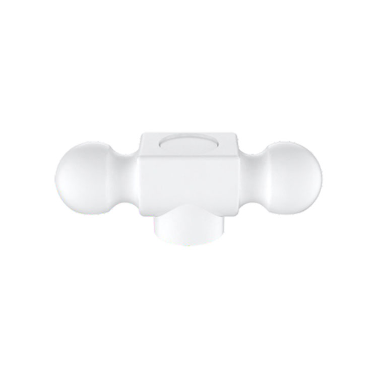 ABS WHITE FAUCET CROSS HEAD LINE