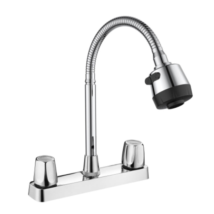 How does Hot And Cold Faucet Control Hot and Cold Water?